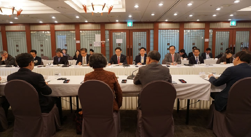 First meeting held for 'the Secondary Public-Private Partnership Conference on Unification Education'