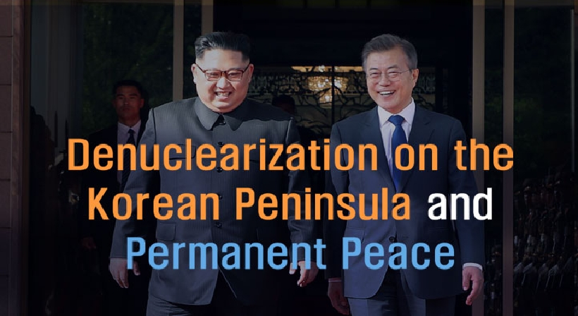 Denuclearization on the Korean Peninsula and Permanent Peace