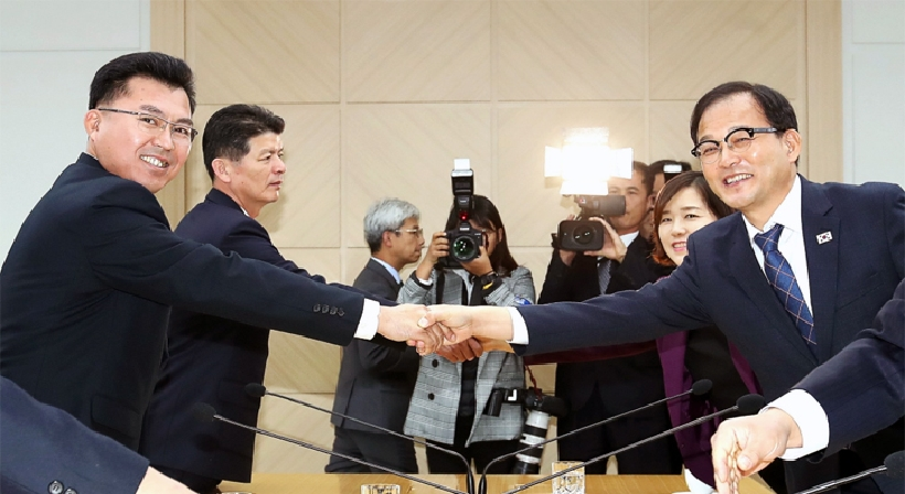 Joint Press Release of Sectoral Meeting on Inter-Korean Forestry Cooperation